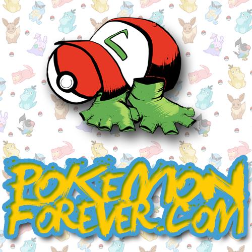 Pokemon Forever Team Builder